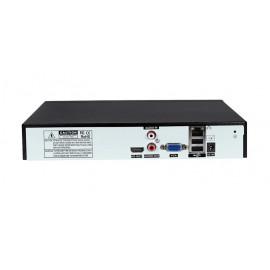 16-ти канальный IP-видеорегистратор H265 1HDD (XMEYE)  Модель : SPZ-N916