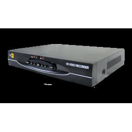 4-х канальный AHD-NH гибридный видеорегистратор ( Neye )  Модель : R704