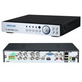8-ми канальный   4Мп гибридный видеорегистратор 1 audio (XmeYe) Модель : 8CH-4MP-11