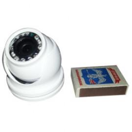 2Mp мини антивандальная AHD камера. Модель: AHD-0405