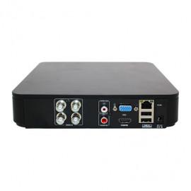 4-канальный AHD-NH  гибридный регистратор 1audio (XMEYE) Модель : HQ-9404HR