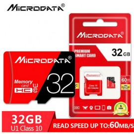 Карта памяти MicroSD Microdata 32GB