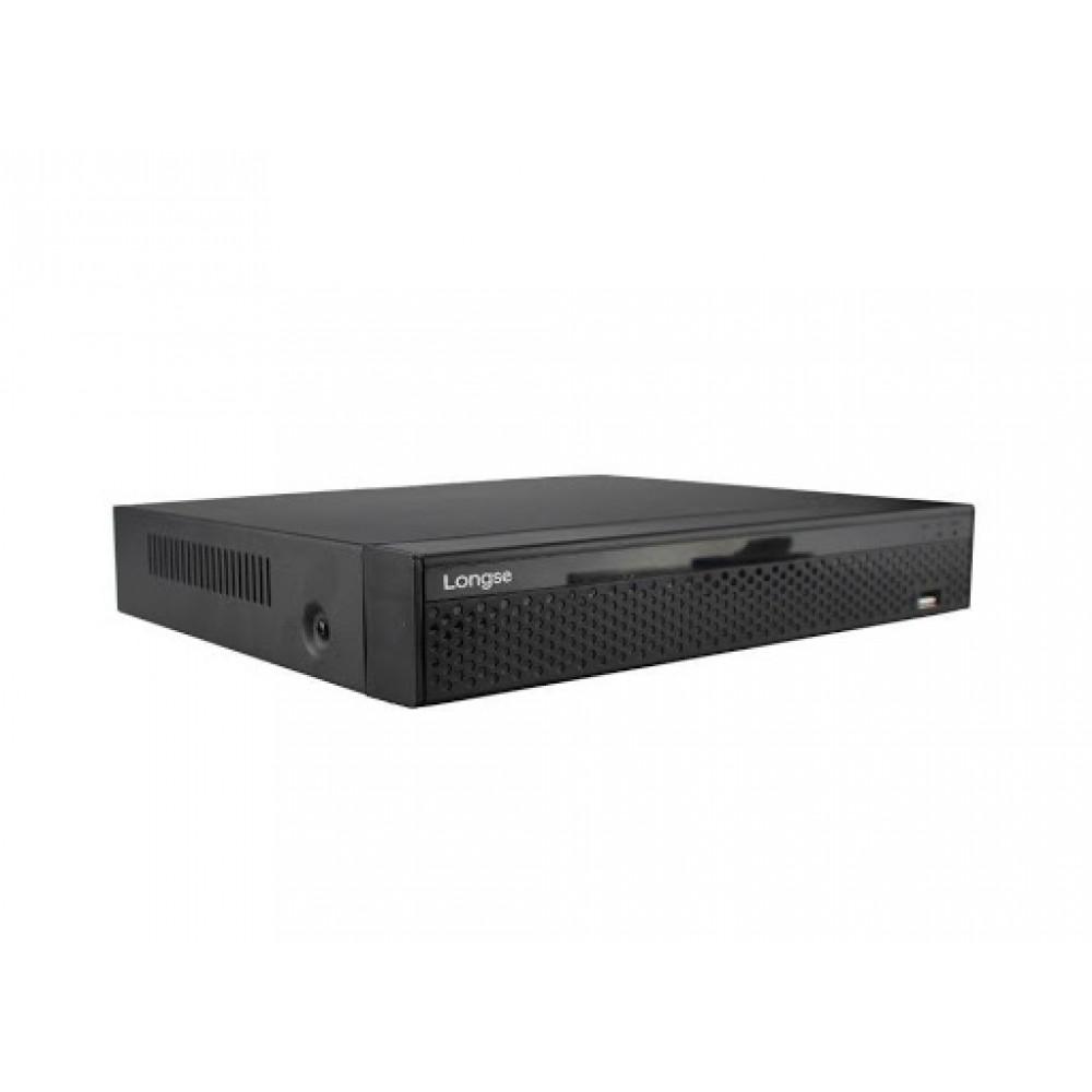 9 канальный IP-видеорегистратор разрешением до 5Мп  (BitVision)  Модель : NVR3609D