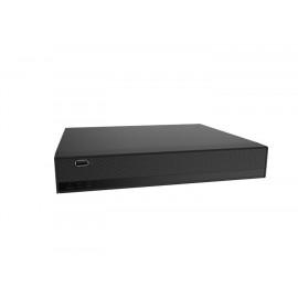 16 канальный гибридный 5в1:AHD/TVI/CVBS: 16 x 8M@8к/с, 16 x 5M@12к/с; (BitVision)  Модель : XVRDA3116DB