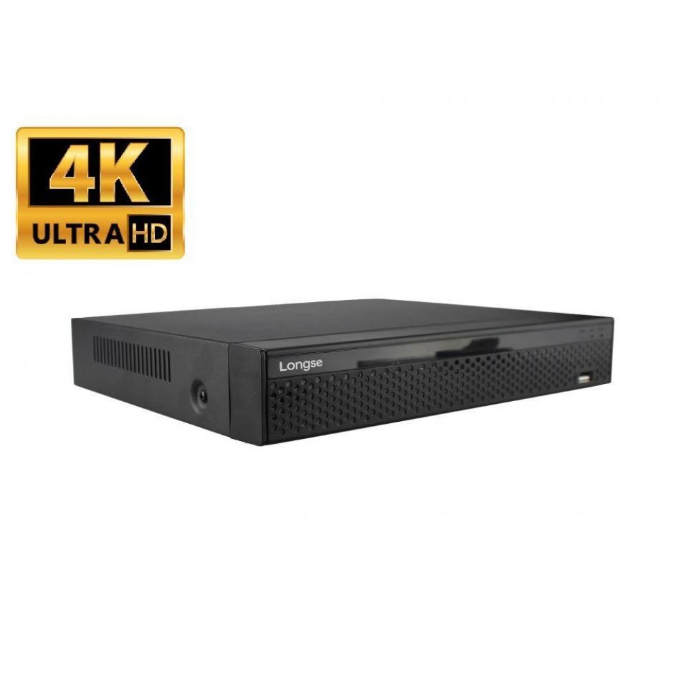 8 канальный до 8Mp гибридный 5в1:AHD/TVI/CVBS (BitVision) Модель : XVRDA3108D